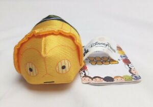 Disney Parks Star War Collection Tsum Tsum Stackable Plushies Plush C-3P0 NWT