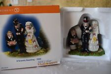 Dept 56 A Gravely Haunting 2005 Halloween Accessories 55270 (x1017T)
