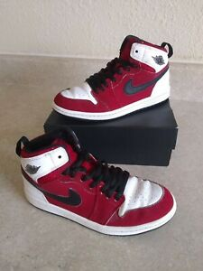Air Jordan 1 Retro Mid Blake Griffin PE size 2Y.  Restored to Greatness!!