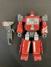 Transformers WFC Siege Ironhide Deluxe War For Cybertron Complete