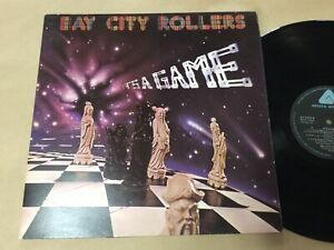 Bay City Rollers - Its A Game Vinyl LP 1977 Arista