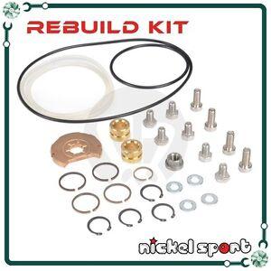 Turbo Rebuild Repair Kit KKK K26 For Porsche Ferrari DAILY Deluxe Garrera GT 935
