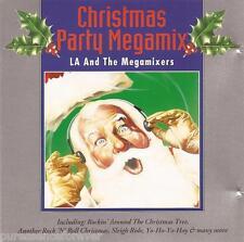 LA AND THE MEGAMIXERS - Christmas Party Megamix (UK 15 Tk CD Album)