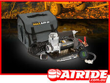 BUSHRANGER MAX AIR III 12V PORTABLE VIAIR AIR COMPRESSOR 4WD 2WD