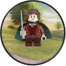 LEGO LORD OF THE RINGS FRODO BAGGINS STING SWORD KNIFE MAGNET LOCKER  GIFT NEW