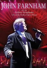 John Farnham With The Sydney Symphony - Live From The Sydney Opera House (DVD, 2