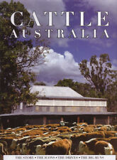 CATTLE AUSTRALIA  Murray David Publishing **NEW COPY**