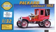 PACKARD MODEL 18 'LANDAULET' 1912 1/32 SMER RARE!