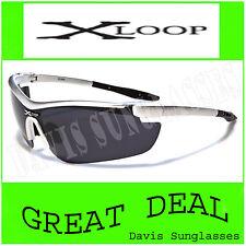 Men's women's X Loop Sunglasses XL0606 UV400 Davis I9 cycling running shades