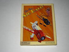 Gee Bee Air Rally (Amiga, 1987) Rare, Vintage Game