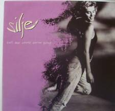 """SILJE ~ Tell Me Where Youre Going ~ 12"""" Single PS"""