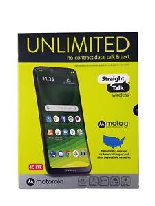 Straight Talk Moto g7 Optimo Maxx Prepaid Smartphone