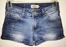 Nina Rossi Denim Shorts By JZ Size 3