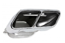 MERCEDES-BENZ CLA Coupe C117 Rear Left Tail Pipe Cover A2214904327 NEW GENUINE