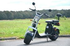 Coco Bike Fat E-Scooter mit Straßenzulassung 1500Watt / 2 Sitzer  Neu