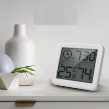 Digital Thermo-Hygrometer Temperature Meter Weather Station for Indoor Baby Room