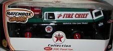 Matchbox GMC Panel Van Texaco Fire Chief Xmas oil gas station rare collectible