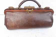 Leather Business Vintage Bags, Handbags & Cases
