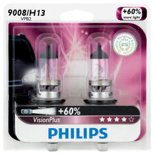 Headlight Bulb-VisionPlus - Twin Blister Pack PHILIPS 9008VPB2