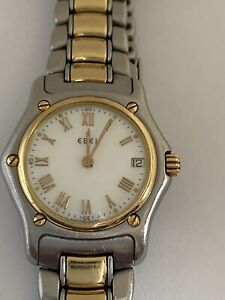 Ebel 1911 Ladies 18K Yellow Gold Watch