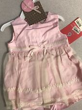 carters baby girl new 6 months Pink Dress