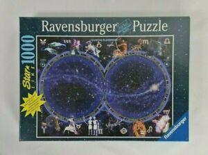 New - Ravensburger Celestial Map Jigsaw Puzzle 1000 Pieces Celestial Planisphere