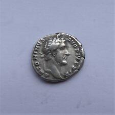 Denarius d'Argent de l'Empereur Romain Antonin le Pieux 138-161 Apr. J.-C.