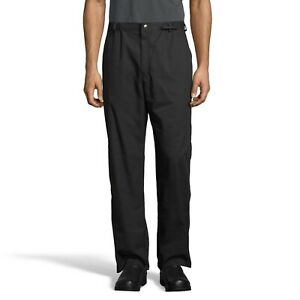 Executive chef pant with belt loops, Black, XS-3XL 4020