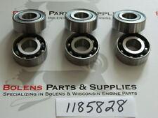 Bolens Mower Deck Spindle Bearings (6) 1185828 W/dust Seal OEM Spec