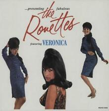 Presenting The Fabulous Ronettes Ronettes USA vinyl LP album record