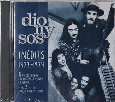 Dionysos-Inedits 1972-1974 Candian prog cd put out by the band 250 pressed