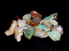 "81.50 Cts - Ethiopian Welo Opal Rough WOW ""Bright,Flash,Spark,Fire"""
