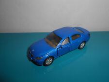 voiture BMW 545I bleue SIKU 1/60 1/55 environ