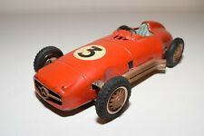 WW 1:18 TINPLATE BLECH JNF GERMANY MERCEDES-BENZ W196 RACER RED EXCELLENT RARE