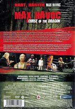 DVD NEU/OVP - Max Havoc - Curse Of The Dragon - Mickey Hardt & Joanna Krupa