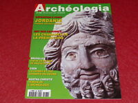 [REVUE ARCHEOLOGIA] N° 336 # JUILLET-AOÛT 1997