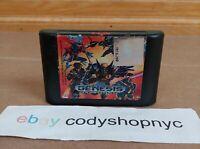 X-Men (Sega Genesis, 1993) Game cartridge only TESTED Working Wolverine classic