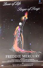 Freddie Mercury - Queen - Lover  - Rare Original Promo Poster 20x30 Inches