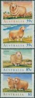 Australia 1989 SG1195-1198 Sheep set MNH