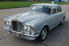 Rolls Royce Silver Shadow 1972 - Tax exempt - Series One