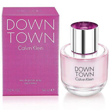 DOWNTOWN Calvin Klein women edp perfume 3.0 oz NEW IN BOX down town