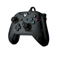 PDP Wired Controller for PC and Microsoft Xbox One - Black Camo