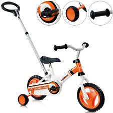 HUDORA Vélo pour enfant 10'' avec stabilisateurs max. 25kg guidon selle réglable