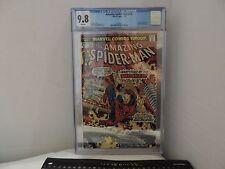 Marvel Comics Amazing Spider-Man #152 1/76 Shocker Appearance CGC 9.8