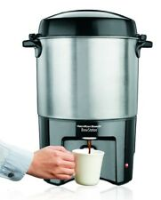 Coffee Maker Large Crowd 40 Cup Urn Party Automatic Machine Stainless Steel Pot