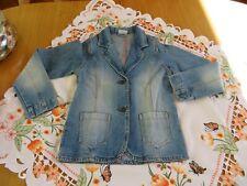 Mädchen Kinder Jeans jacke Gr.140 Baumwolle 100% , Ausverkauf