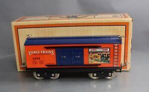 MTH 11-30243 Std. Gauge Lionel Lines 1924 Catalog Cover Box Car EX/Box