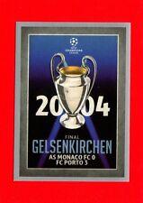 CHAMPIONS LEAGUE 2015-16 -Topps Figurine-stickers n. 596 -GELSENKIRCHEN 2004-New