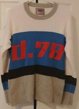 Men's Diesel K-Monterey Multicolored Sweater Pullover Size M