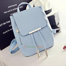 Women Backpack Pu Leather Handbag Shoulder Bag Rucksack Travel Purse Satchel New
